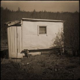Untitled, Huts, 2008